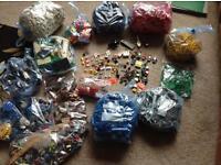 Large amount of vintage Lego for sale