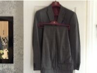 LIKE NEW MENS 2 PIECE SUIT FROM NEXT