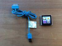 Apple iPod nano 16gb in silver