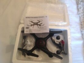 RC Quadcopter Drone With. HD Wifi Camera Realtime Display on Phone