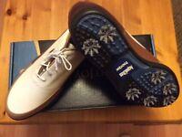 Footjoy Ladies AquaLites Golf Shoes, U.K.7.5 , NEW in box