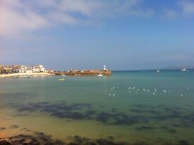 CHRISTMAS AND NEW YEAR IN SCENIC ST IVES FOR UP TO 7 PEOPLE - £1295
