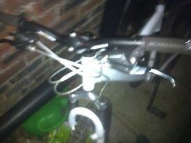 Men's full suspension mountain bike