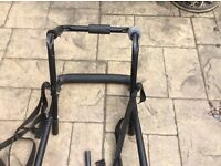 REDUCED----Cycle carrier. Has been used to carry 3 large boys bikes.