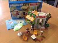 5129 Playmobil Cafe