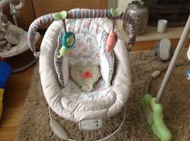 Baby bouncer chair - Comfort & Harmony vibration / music