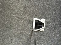 Used taylormade ghost spider putter