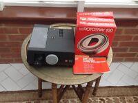 GAF 503 synchro slide projector