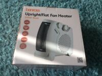 Benross fan heater brand new