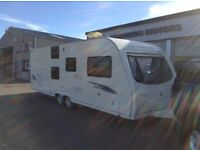 2008. Avondale Argente 640-6 twin axle. 6 berth