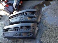 Vw transporter t5 facelift front bumper £30 1