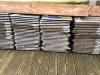 Caledonian Redland roof tiles x300 £1 each ONO