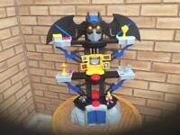 Imaginext transforming Batcave