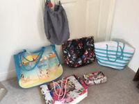 Holiday Beach Bags