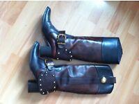 D&G ladies boots