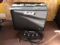 Marshall Code 50 Amp / Foot Controller / 5m input jack