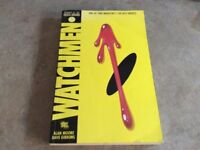 Watchmen graphic novel paperback