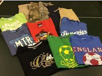 Boys clothes bundle age 9-11. Clean and good condition