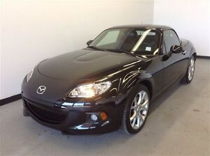 2014 Mazda MX-5 GT Automatic Hardtop with Leather, Certified Pre