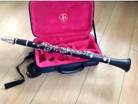 Clarinet for sale - 2 years old. Perfect for a beginner