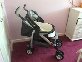 Silver cross 3-1 travel system