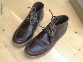 Mens Next Moccasin Shoe/ Boot