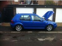 2001 V6 4MOTION RARE JAZZ BLUE