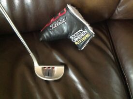 Scotty Cameron Golf 3 putter (Taylormade, Titleist)