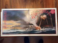 Jeff Wayne- Jeff Wayne's Musical Version of War of the Worlds - LP 1978