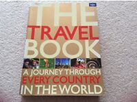 Lonely planet travel book £20new