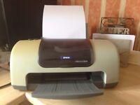 Epson Stylus C42UX Inkjet Printer