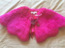 Brand new Girls princess cape from the Disney store size S