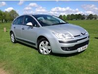 Citroen c4 Automatic 1.6 only 44,000 miles from new with service history 🚗🚙🚗