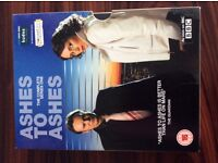 ASHES TO ASHES- The complete series ONE