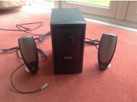 Dell Speakers & Subwoofer