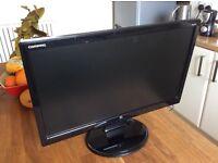 Compaq Computer 17 1/2 inch monitor