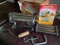 Imperia Tipo Lusso SP150 Pasta cutter machine.