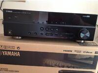 Yamaha RX-V371 5.1 Channel 100 Watt Home Cinema Receiver