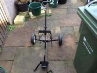 Child's golf trolley 'Dunlop'