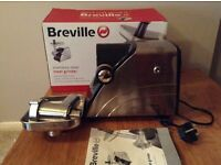 Breville meat grinder