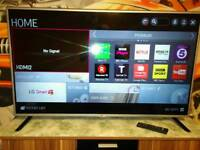 LG 47 inch LED Smart TV with WiFi DualCore processor and FreeviewHD