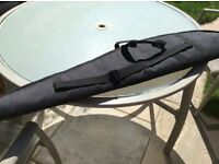 Air rifle carry case made by Gamo