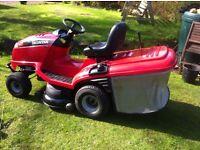 Honda 2417 lawn tractor lawnmower