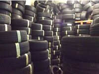 Large selection of 17 inch & 18 inch tyres
