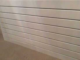 Brand new stylish white radiator 578mm by 1200mm for sale