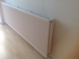 Double radiator7ft 3in