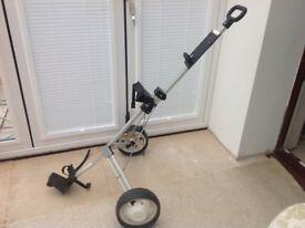 Golf trolley (2)
