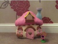 Smurf toy house