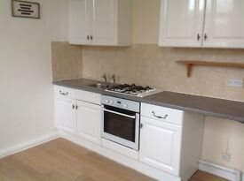 Off Watling Street Road, Fulwood, Preston modern 1/2 bed unfurnished upstairs self contained flat