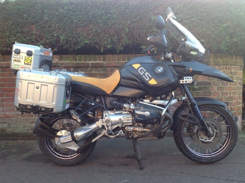 bmw r1150gs adventure 2003 non abs model in norwich. Black Bedroom Furniture Sets. Home Design Ideas